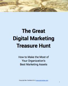 Marketing treasure hunt 2